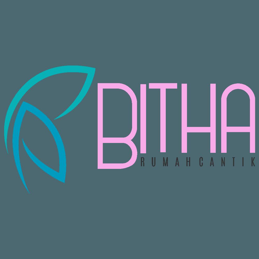 logo rumah cantik bitha perawatan kecantikan di sidoarjo