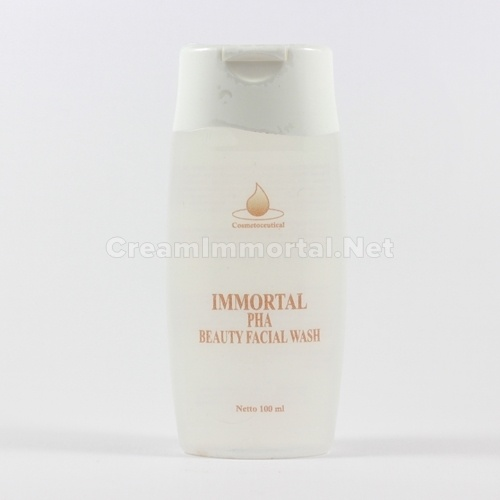IMMORTAL PHA BEAUTY FACIAL WASH 1