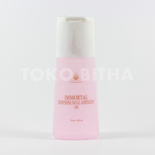 IMMORTAL REFRESHING FACIAL ASTRINGENT OILY SKIN 1
