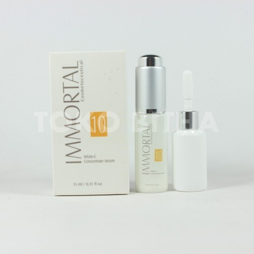 IMMORTAL WHITE C CONCENTRATE SERUM 2