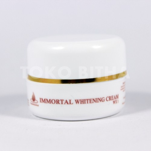 IMMORTAL WHITENING CREAM WX1 1