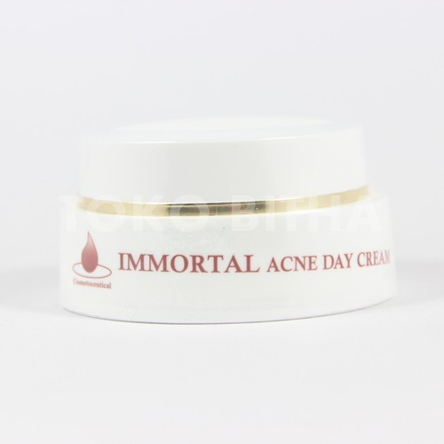 IMMORTAL ACNE DAY CREAM 1