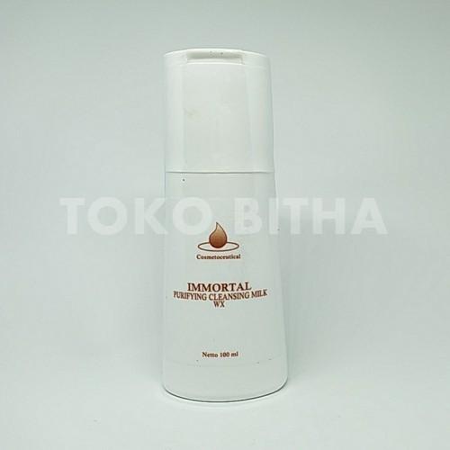 IMMORTAL PURIFYING CLEANSING MILK WHITENING SERIES (WX) 1