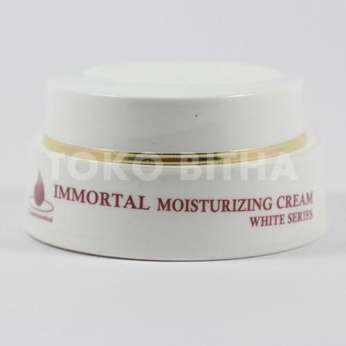 CREAM PELEMBAB WAJAH IMMORTAL MOISTURIZER CREAM WHITENING SERIES 1