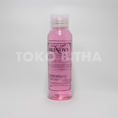 SKINNOVA TONER GLOWING PINK FOR BRIGHTENING EXTRA 1